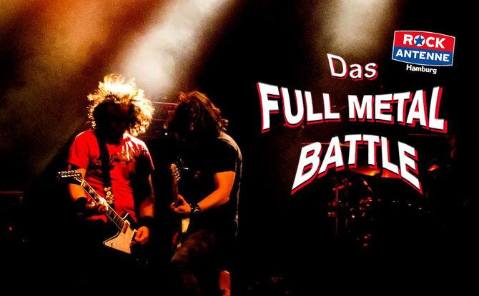 Das FULL METAL BATTLE: Holt euch den ultimativen Metal-Dreier!
