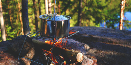 Ratz Fatz: Camping-Rezepte