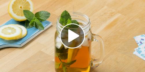 Ratz Fatz: Kräuterlimo-Cocktail
