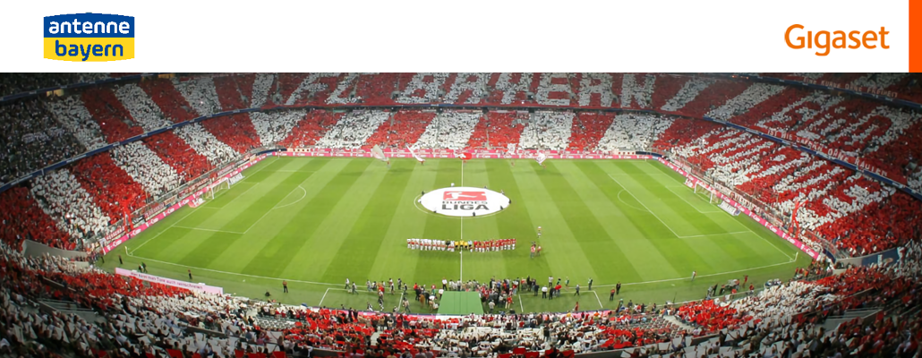 Tickets für den FC Bayern München