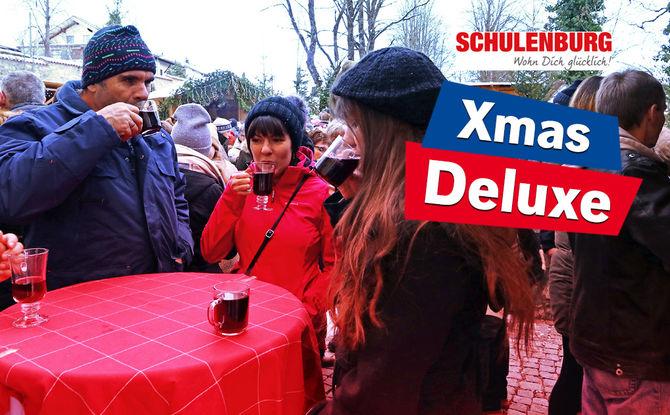 Xmas Deluxe: ROCK ANTENNE Hamburg und Möbel Schulenburg schmeißen eure Weihnachtsfeier!