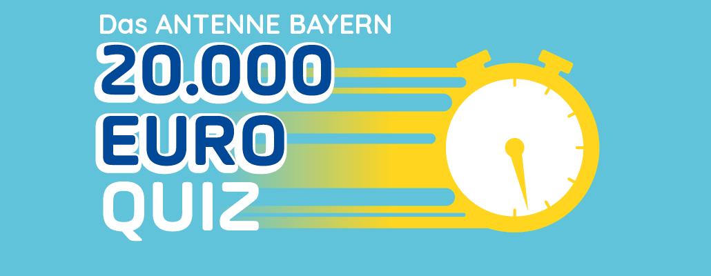 20000 gewinnspiel antenne bayern