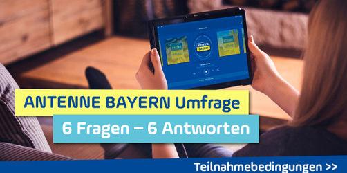 Teilnahmebedingungen: ANTENNE BAYERN Programm-Umfrage 2019