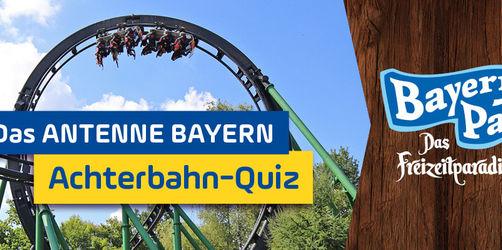 Teilnahmebedingungen: Das ANTENNE BAYERN Achterbahn-Quiz
