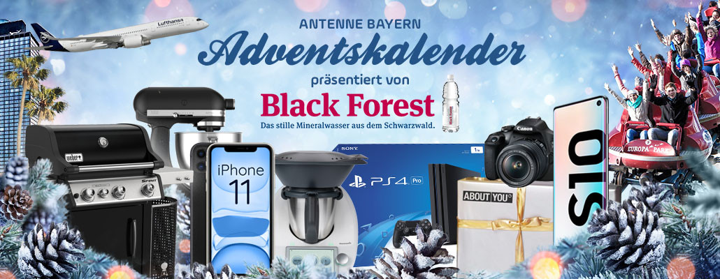 antenne bayern adventskalender