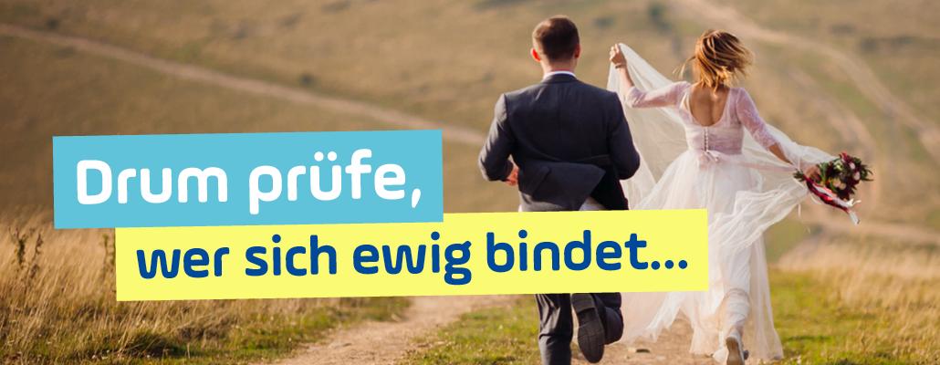 Drum Prufe Wer Sich Ewig Bindet Bayerns Langster Hochzeitsmarsch Antenne Bayern
