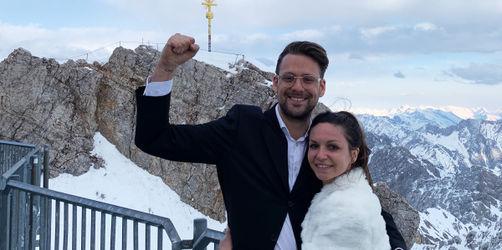 Eva und Moritz - Sie haben es tatsächlich geschafft