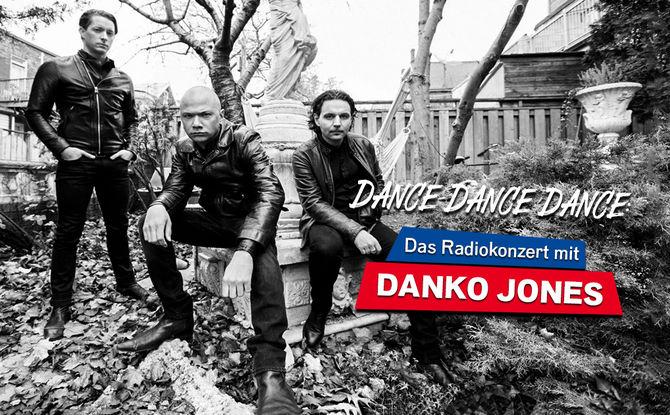 Danko Jones live im Club: Jetzt Tickets sichern für unser exklusives Radiokonzert!