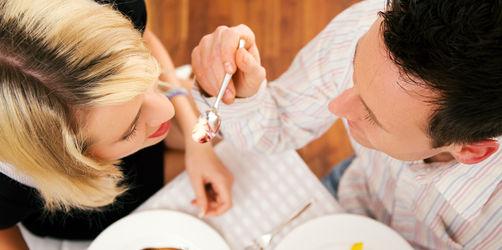 Verführerische Snacks zum Valentinstag