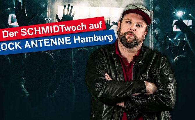 Radio an: Schmidt schickt euch zu Ian Anderson!