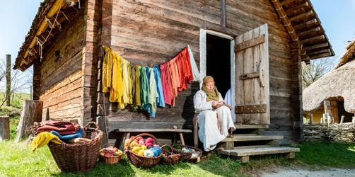 Indras Freizeithighlights für eure Ferien: Geschichtspark Bärnau-Tachov