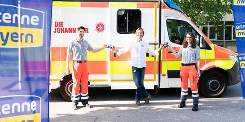 ANTENNE BAYERN Trost-Teddys: Leiki organisiert 1.000 Plüschbären für Kinder im Rettungswagen