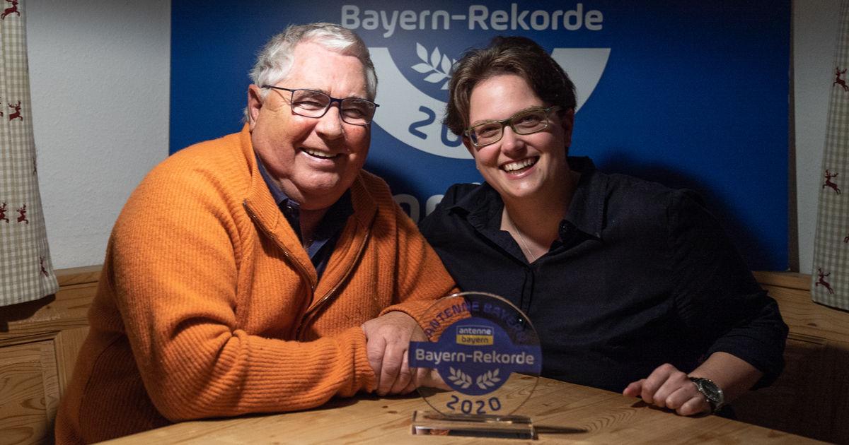 Bayern Rekord Das Ist Das Ehepaar Mit Dem Grossten Altersunterschied Antenne Bayern
