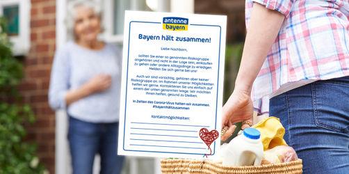Bayern hält zusammen: So helft ihr euren Nachbarn!