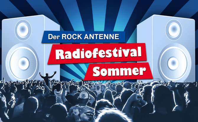 Der ROCK ANTENNE Radiofestival Sommer: SUMMER BREEZE im Radio-Edit