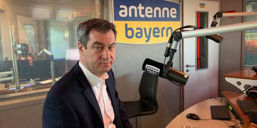 Ministerpräsident Söder bei ANTENNE BAYERN: Seine Antworten auf eure Fragen