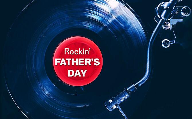 Papa is a Rolling Stone: Eure Songs & Grüße für einen rockenden Vatertag!