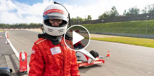 Einmal im Leben... mit einem Formel-Rennwagen fahren!