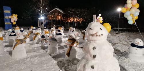 Das Video und die Fotos vom Geburtstagsfinale - Schneemann Olaf ist zurück bei Paula!