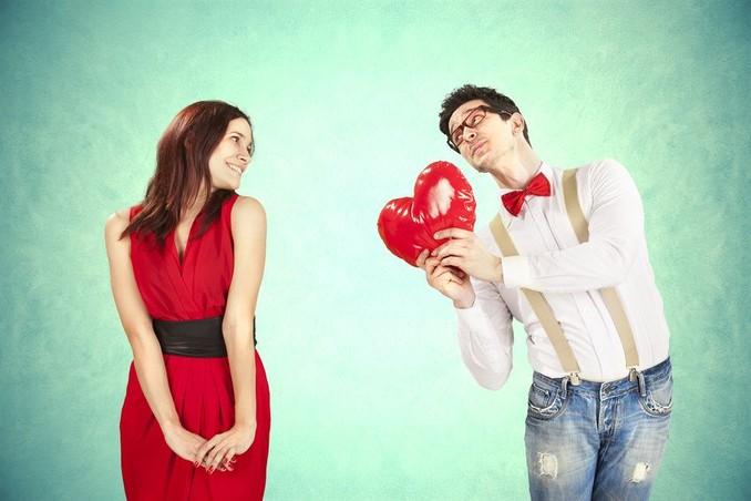 Flirten verlernt - CMA