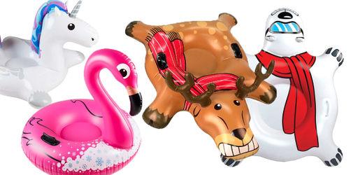 Teilnahmebedingungen: Schneetiere für euren Spaß im Winter