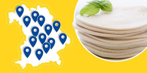 Bayerns großer Gelbwurst-Atlas: Hier gibt's kostenlose Gelbwurst für Kids