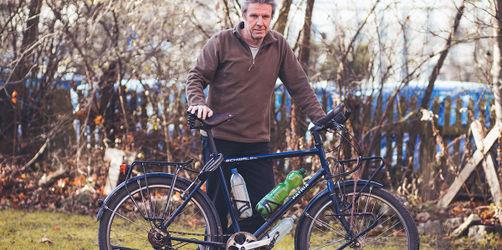 Menschen aus Bayern - Mit dem Radl um die Welt