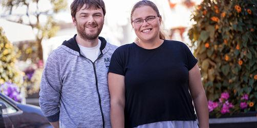 Menschen aus Bayern - Andrea und Johannes aus Straubing