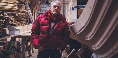 Menschen aus Bayern - Der Traum vom eigenen Wikingerschiff