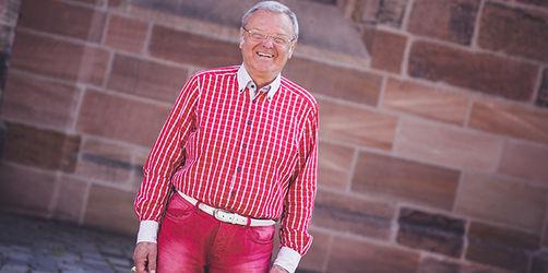 Menschen aus Bayern - Reimund aus Nürnberg
