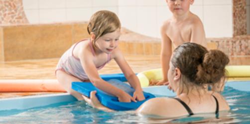 Urlaub mit Schwimmschule