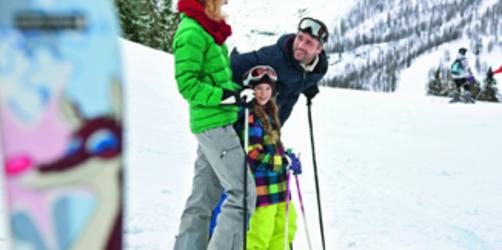 Urlaub für Wintersportler
