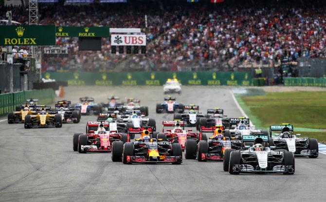 Formel 1: Der großer Preis von Deutschland - Wir laden dich ein!