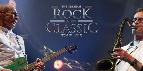 ROCK MEETS CLASSIC: Sichert euch Tickets für die letzten Shows!