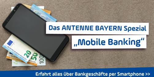"Themen-Spezial ""Mobile Banking"": Erfahrt alles über Bankgeschäfte per Smartphone"
