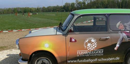 Fussball und Golf = Fussballgolf