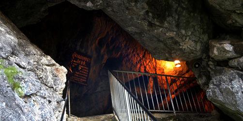 Sturmannshöhle – 120 Millionen Jahre Geschichte