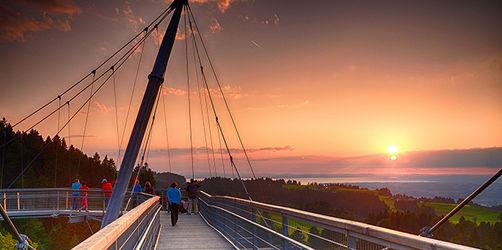 skywalk allgäu – Naturerlebnis auf hohen Wegen