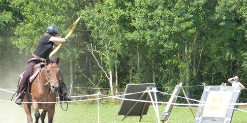 Robin Hood im Steigerwald