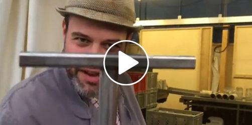 Video: Josef Nullinger und der Bierflaschen-Trick