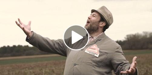 """""""Hallelujah"""": So lustig wünscht euch Josef Nullinger einen guten Rutsch"""