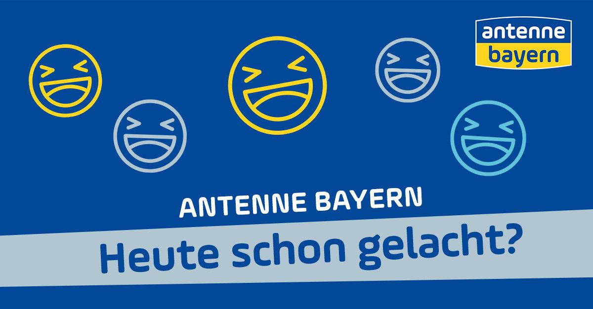 Weihnachtslieder Verarschung.Heute Schon Gelacht Antenne Bayern