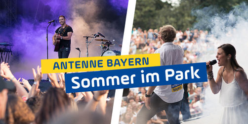 ANTENNE BAYERN Sommer im Park: So toll war es
