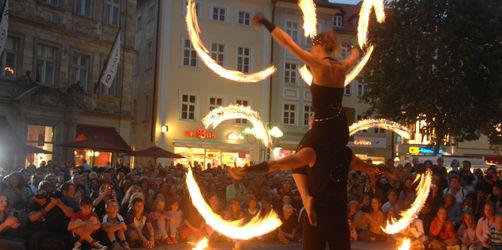 """13. - 15.07.2018: Wir präsentieren """"Bamberg zaubert"""""""