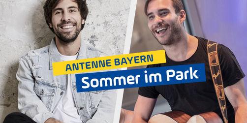 ANTENNE BAYERN Sommer im Park mit Max Giesinger und Lions Head