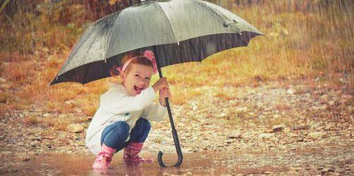 10 Dinge, die Kinder wirklich glücklich machen!