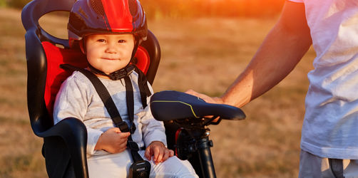Kinder-Fahrradsitze im Test: Diese beiden Modelle von Römer sind mangelhaft