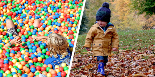 Drin & Draußen: Die coolsten Freizeittipps für die Herbstferien
