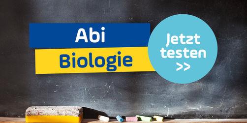 Schaffst du den Schulabschluss im Fach Bio? Teste dich im Abi-Quiz!