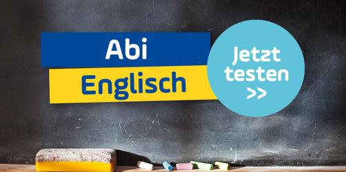 Schaffst du den Schulabschluss im Fach Englisch? Teste dich im Abi-Quiz!